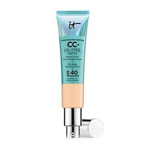 🆕️IT Cosmetics, CC, Matte, Fair Light